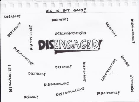 DISENGAGEMENT DIAG